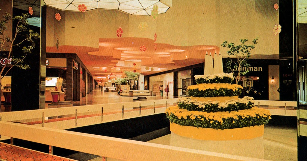 Vintage Postcards: Sunrise Mall Citrus Heights | Mall ...
