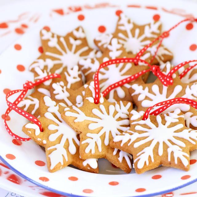 Biscuits épicés de Noël - Julpepparkakor