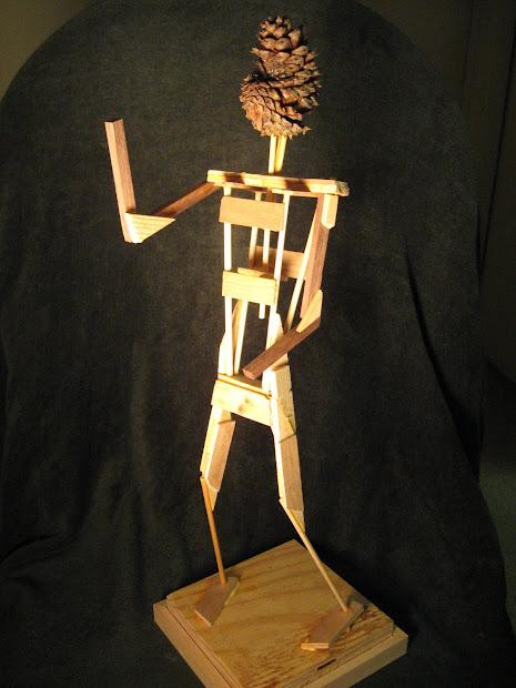 Sculpture Armature