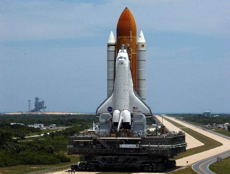 1st enterprise space shuttle launch - photo #4