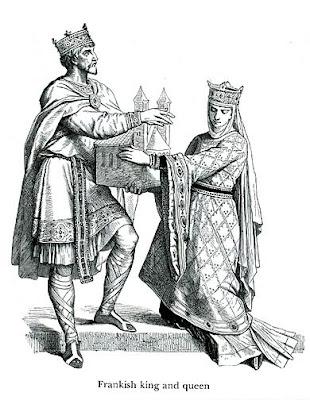 Medieval Muse: Fashion plates