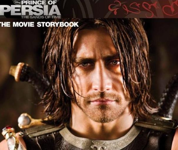 Wet Dark And Wild Prince Of Persia Gets Its Song Thanks To Alanis Morissette And Jake Gyllenhaal And The Forgotten Sands