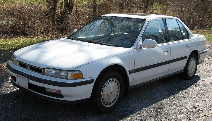 Honda Accord 1990 This Was Another Favorite That Continued Where The 86 Model Had Left Off It A Heavy Amongst Hausas Of Northern Nigeria Who Were