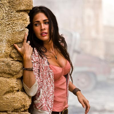 Turns out my enjoyment of Transformers 2 wasnt ruined by Megan Fox, but was ruined by its non-sensical plot