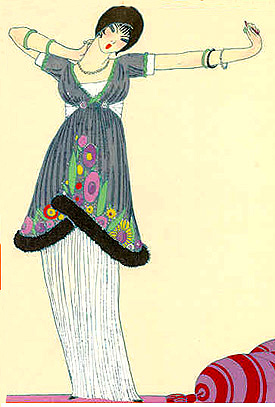 Poiret illustration