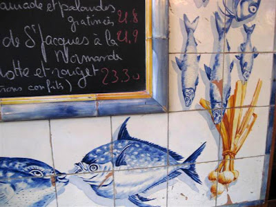La Poissonnerie Du Dome - Paris Breakfasts