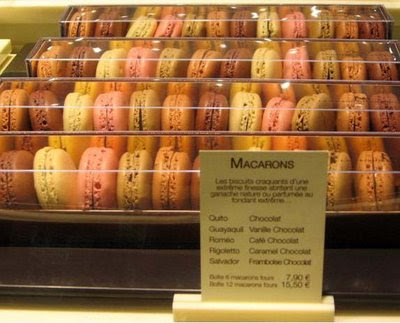 paris breakfasts macaron inventory day. Black Bedroom Furniture Sets. Home Design Ideas