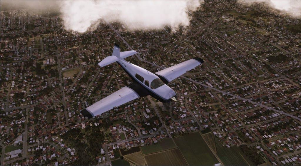 ENB Series - Deluxe FSX/FS2004 - Ariel Creation - Flight