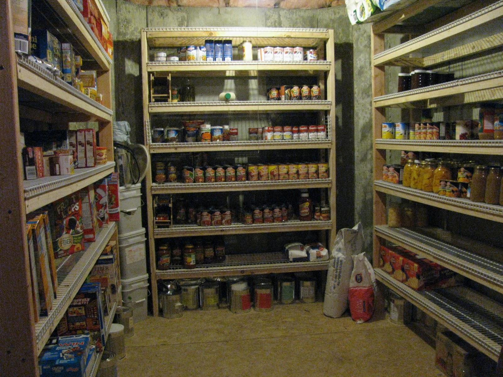 My New Storage Room