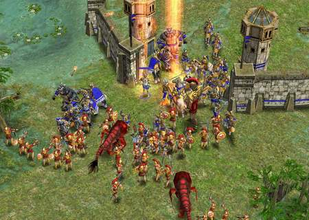 Game fix / crack: age of mythology v1. 10 eng nodvd nocd | megagames.