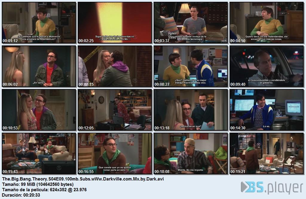 🔥 Download The Big Bang Theory S04E04 HDTV XviD