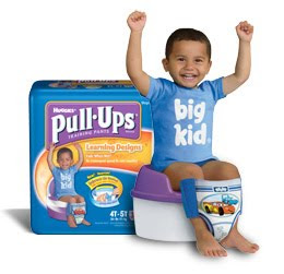 Pull-ups So You Think You Can Potty Dance?