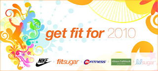 Sugar Get Fit for 2010 Giveaway