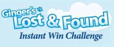Fresh Step Gingers Lost and Found Instant Win Sweepstakes