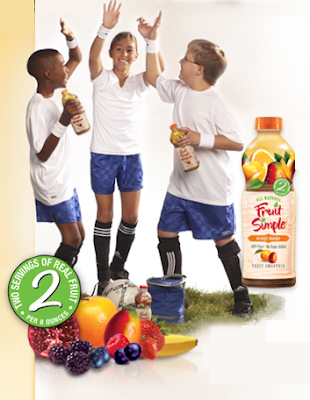 Fruit Simple Fit Family Sweepstakes, win fitness prizes