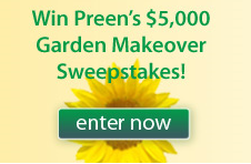 Preen $5000 Garden Makeover Sweepstakes