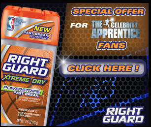 FREE Right Guard Fast Break Deodorant Coupon