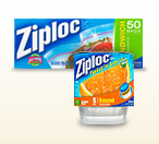 10,000 Free Ziploc Gift Packs from Right@Home