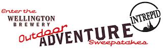 Wellington Outdoor Adventure Sweepstakes