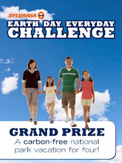 Sylvania Earthday Everyday Challenge