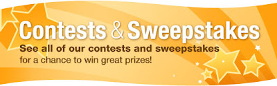 Disney Family Sweepstakes and Contests