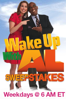 Wake Up With AL Sweepstakes