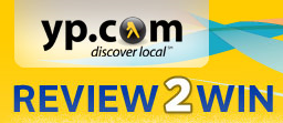 Yellow Pages Review2Win Instant Win Sweepstakes