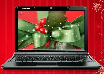 Lenovo 40-Day Holiday Giveaway