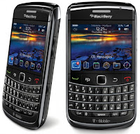 BlackBerry Bold Sweepstakes