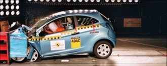Ford Ka crash test
