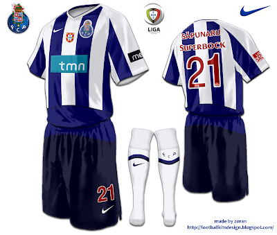 65ce6086f12 coz i like football: FC Porto fantasy kits