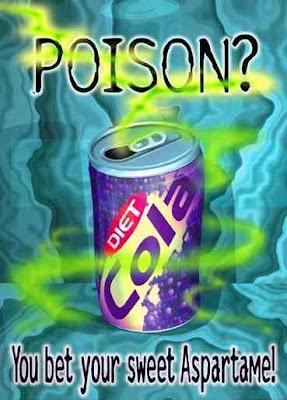 Pepsi Max Aspartaami