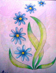 pencil shading drawing colour flower flowers drawings easy colored simple colorful sketches colours pencils nature paintings beginners getdrawings easily kid