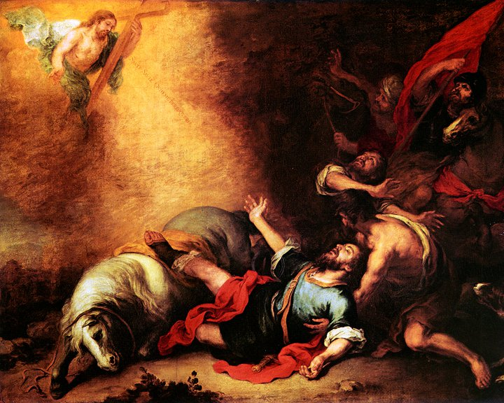 Shower of Roses: On the Feast of the Conversion of St. Paul