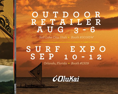 OluKai is Heading to Outdoor Retailer... 1