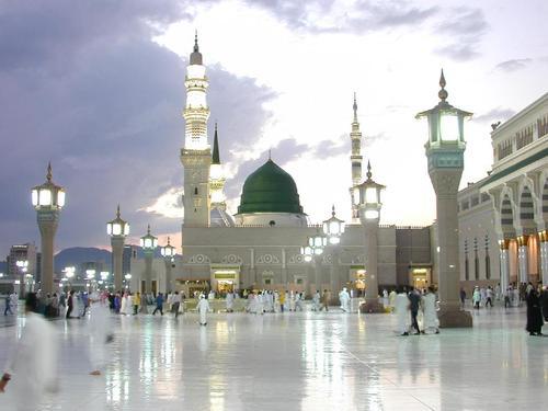 Arsitektur Masjid Nabawi