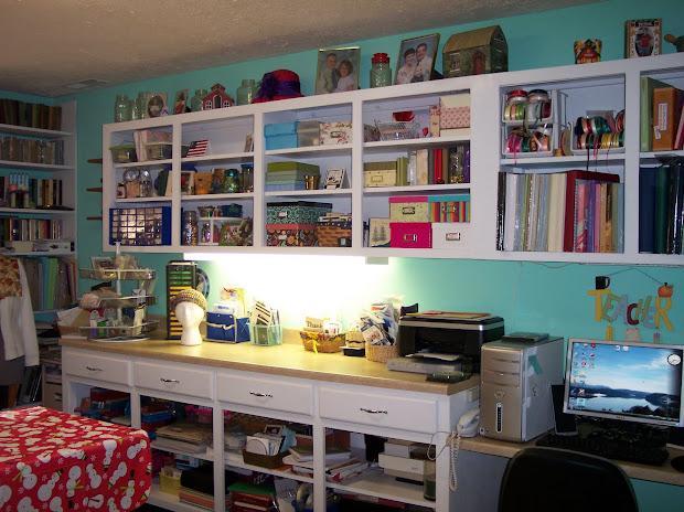 Scrapbook Room Plans Joy Studio Design