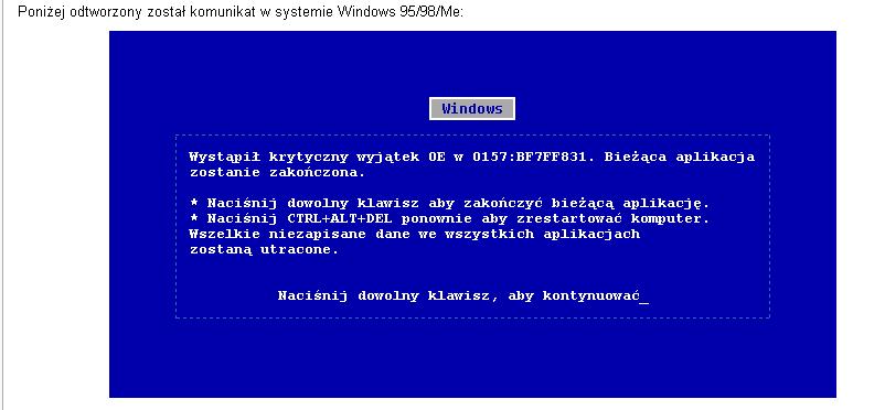 Blue Screen Of Death Wikipedia - Www imagez co