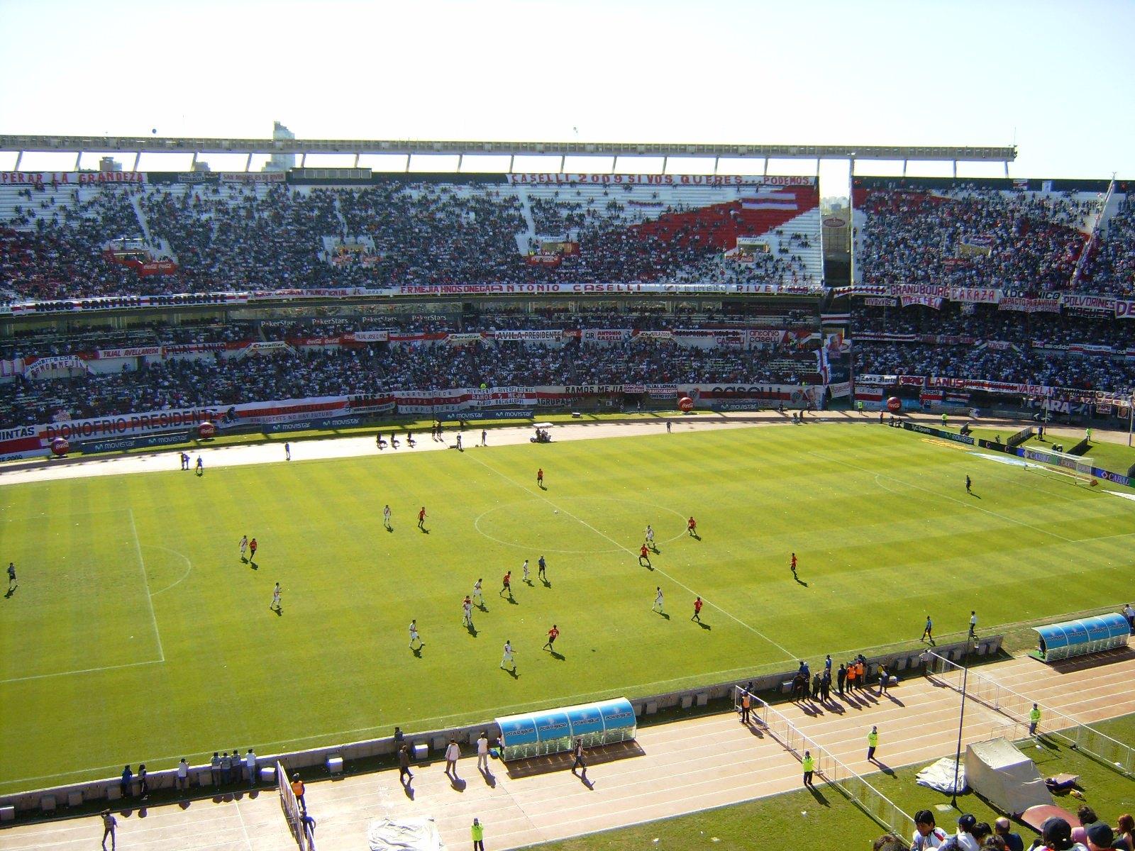 River Plate: River Plate Stadium