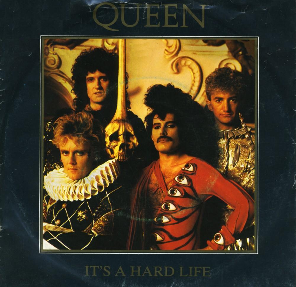 Queen Albumit