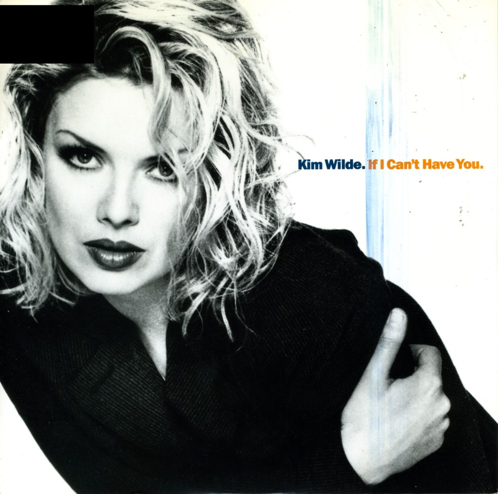 Music On Vinyl If I Can T Have You Kim Wilde