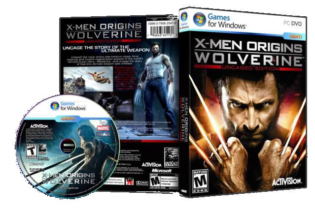 Load X Men Origins Wolverine Pc Game Crack Free