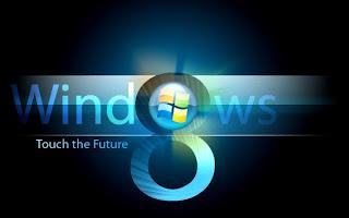 logo windows 8 conceito