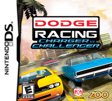 Dodge Racing: Charger vs. Challenger