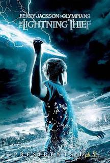 Baixar Filme - Percy Jackson E O Ladrão de Raios R5 RMVB Dublado