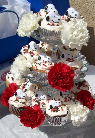 Snoopy Themed Baby Shower Free Pretty Things For You