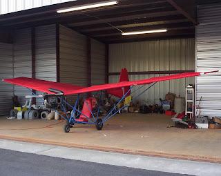 UL Flying News: The Weedhopper