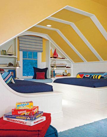 Le Cirque Des Enfants Obsession Built In Beds