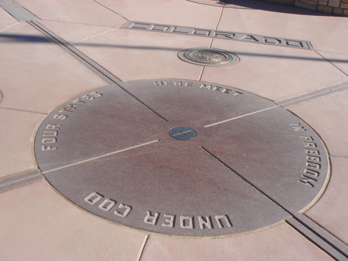 the place where 4 states meet