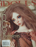 Cover of dolls 2009